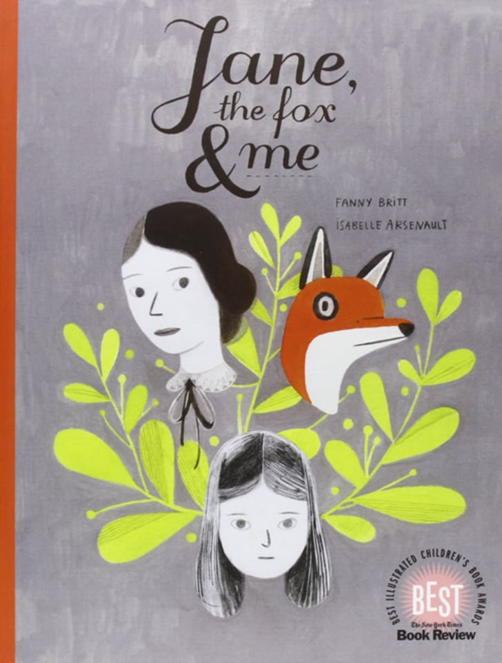 Jane and the Fox Book