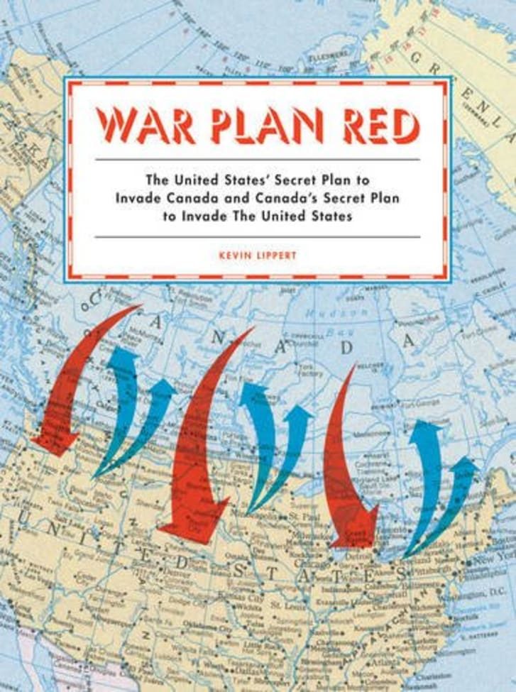 War Plan Red book