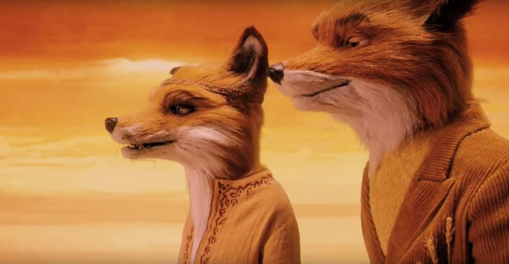 11 Sly Facts About Fantastic Mr Fox Mental Floss
