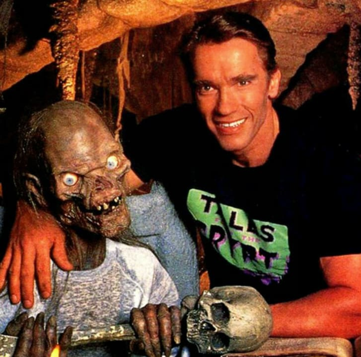 12 Spine Tingling Facts About Tales From The Crypt Mental