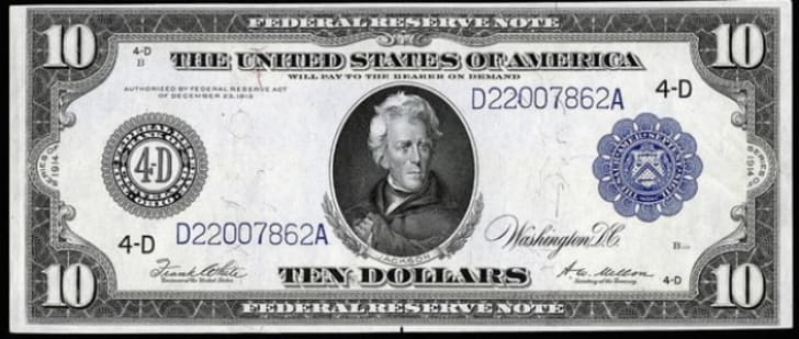 Andrew Jackson Hasn T Always Been On The 20 Bill Mental Floss