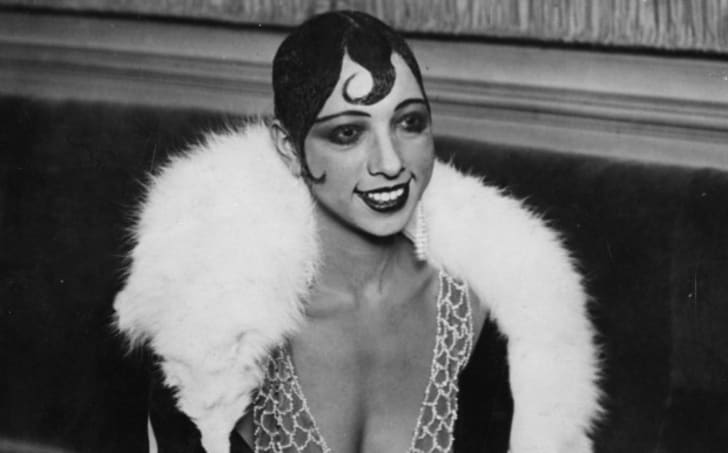 A photo of Josephine Baker