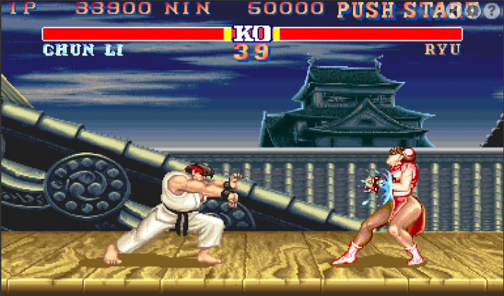 15 Things You Might Not Know About Street Fighter Mental Floss