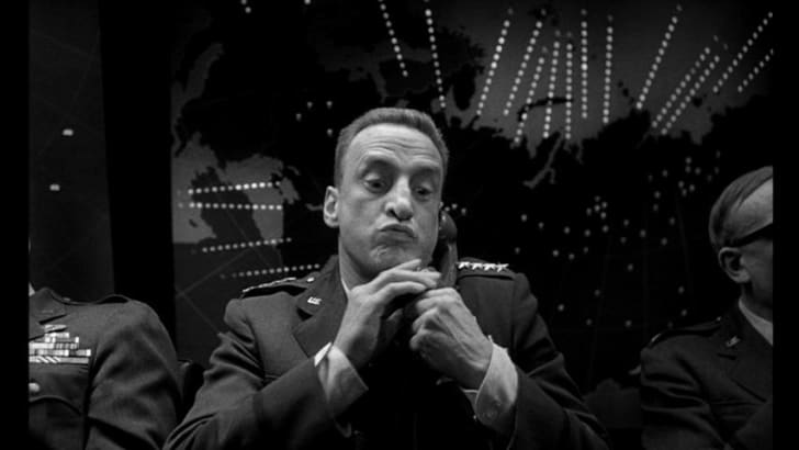George C. Scott in 'Dr. Strangelove' (1964)