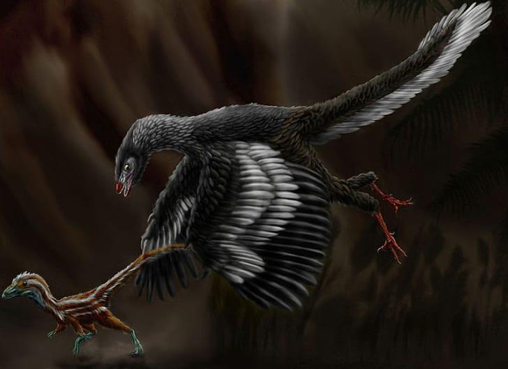 10 Elegant Facts About Compsognathus | Mental Floss