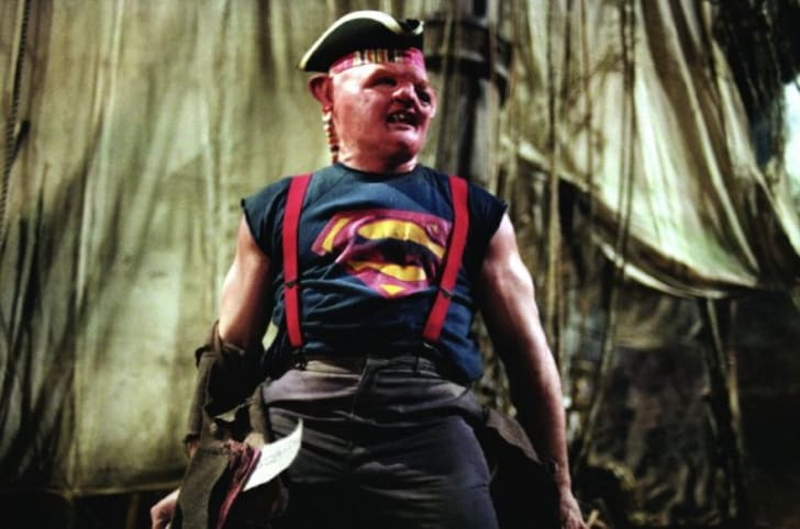 John Matuszak as Sloth in The Goonies (1985)