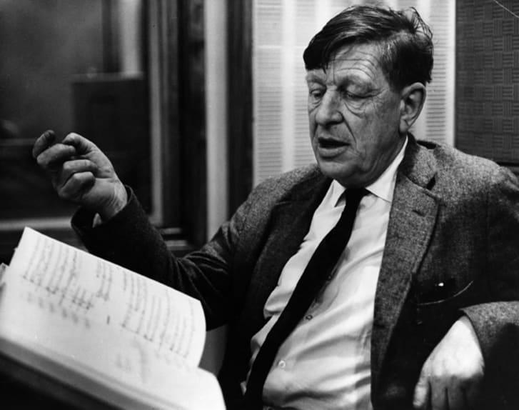 A photo of W.H. Auden