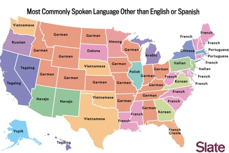 25 Maps That Describe America Mental Floss