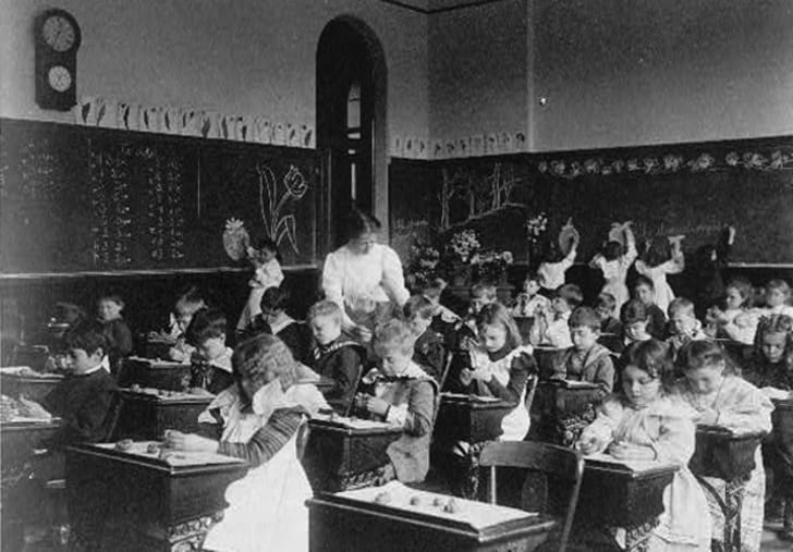 11 Ways School Was Different In The 1800s Mental Floss