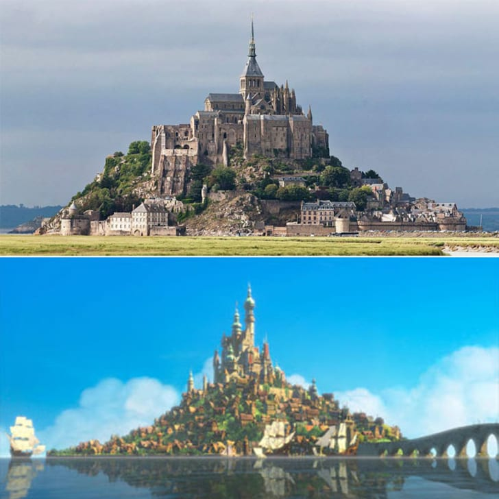 8 Real Life Locations That Inspired Disney Places And One That Didn T Mental Floss