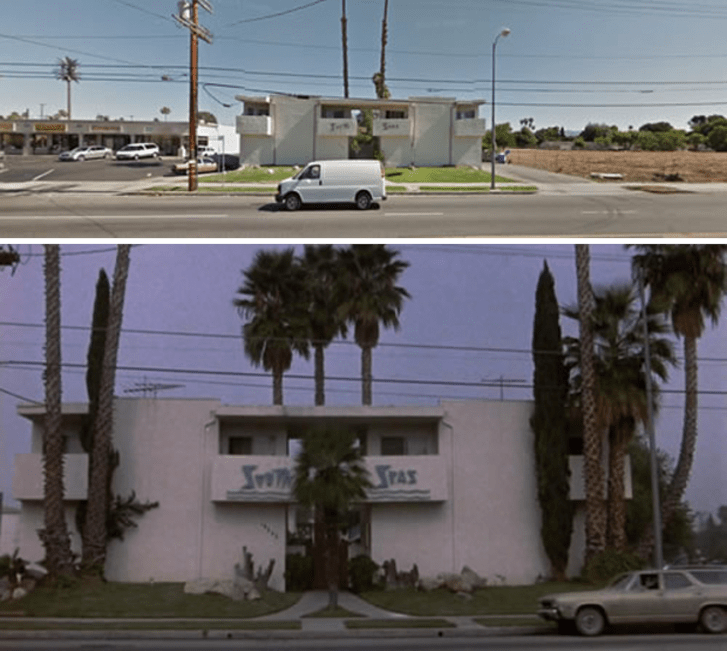 Locations used in The Karate Kid