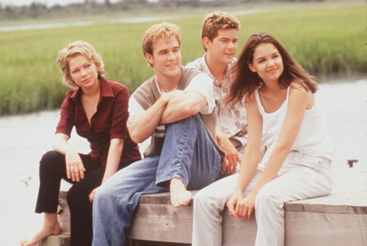 The cast of 'Dawson's Creek'