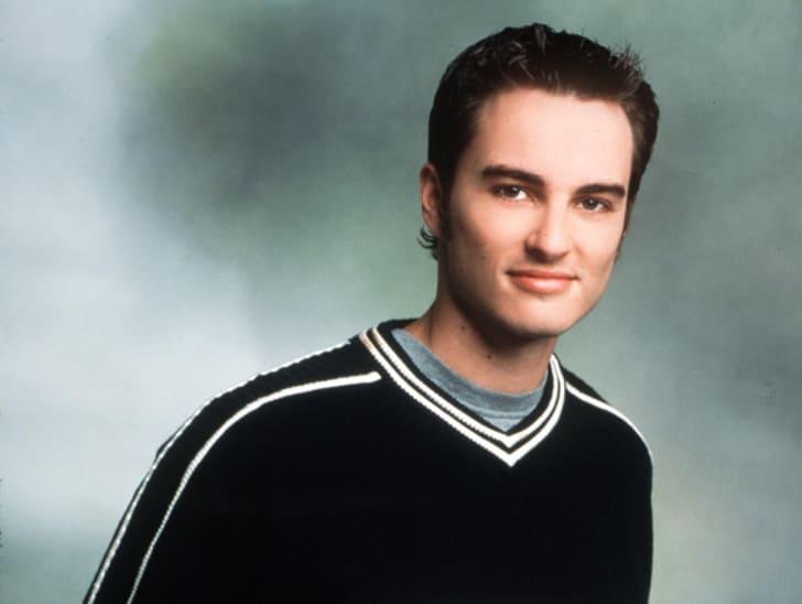 Kerr Smith in 'Dawson's Creek'