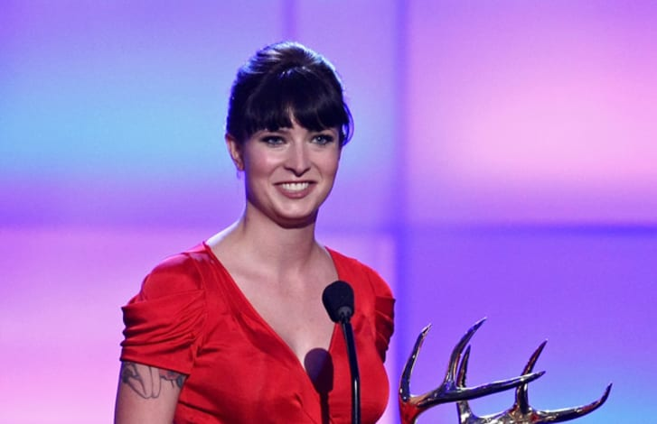 A photo of Diablo Cody