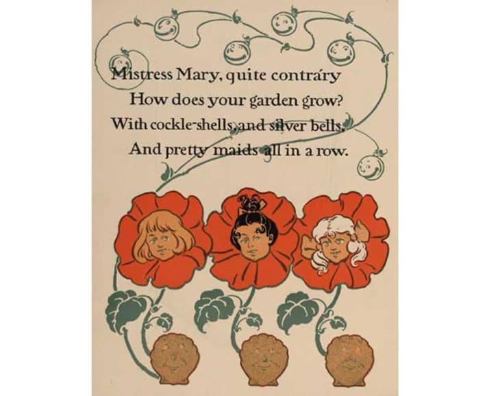 old nursery rhymes, Language Skills Abroad