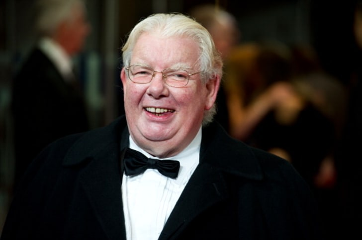 Richard Griffiths attends the royal film performance of Martin Scorsese's 'Hugo in 3D' at the Odeon Leicester Square on November 28, 2011 in London, England