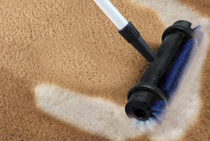 A carpet cleaner from Hammacher Schlemmer.
