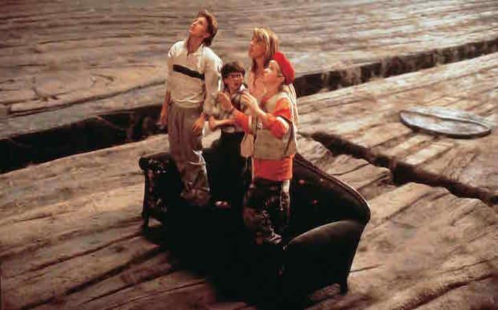 A scene from 'Honey, I Shrunk the Kids' (1989)
