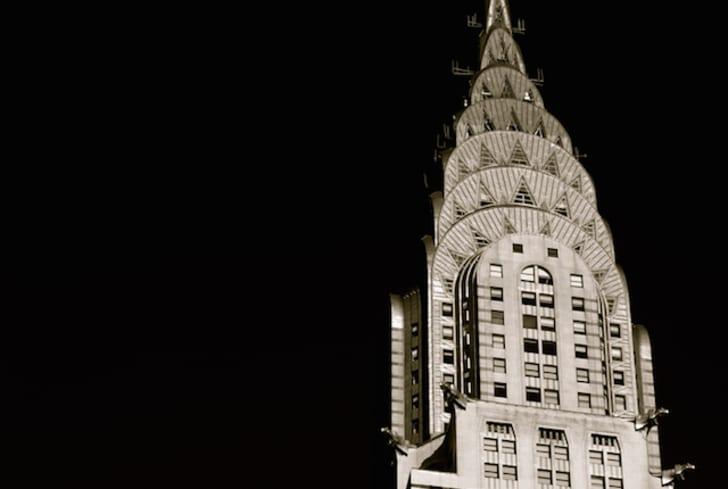 New York City's Chrysler Building