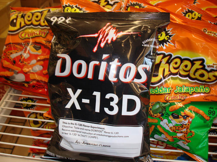 13 Discontinued Doritos Flavors Mental Floss