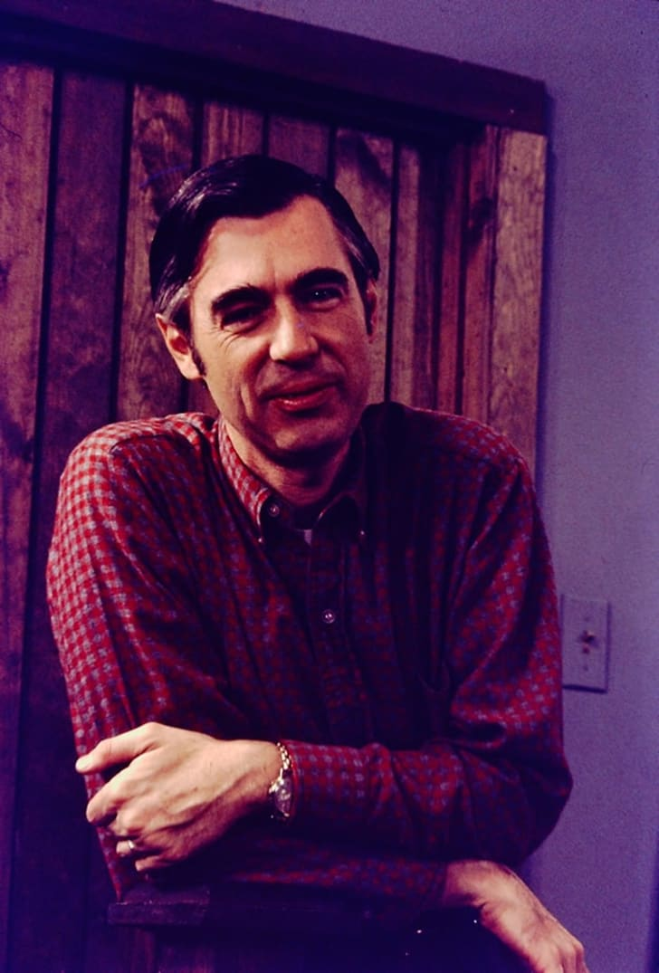 24 Rare Photos From Mister Rogers Neighborhood Mental Floss