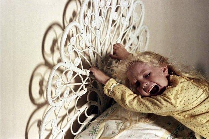 Poltergeist'teki Heather O'Rourke (1982)