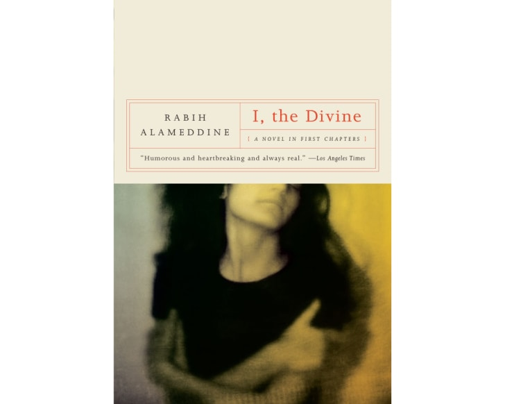 The cover of 'I, the Divine'