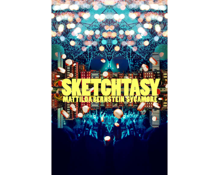 The cover of 'Sketchtasy'