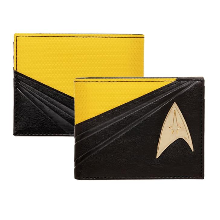 A Star Trek-themed wallet