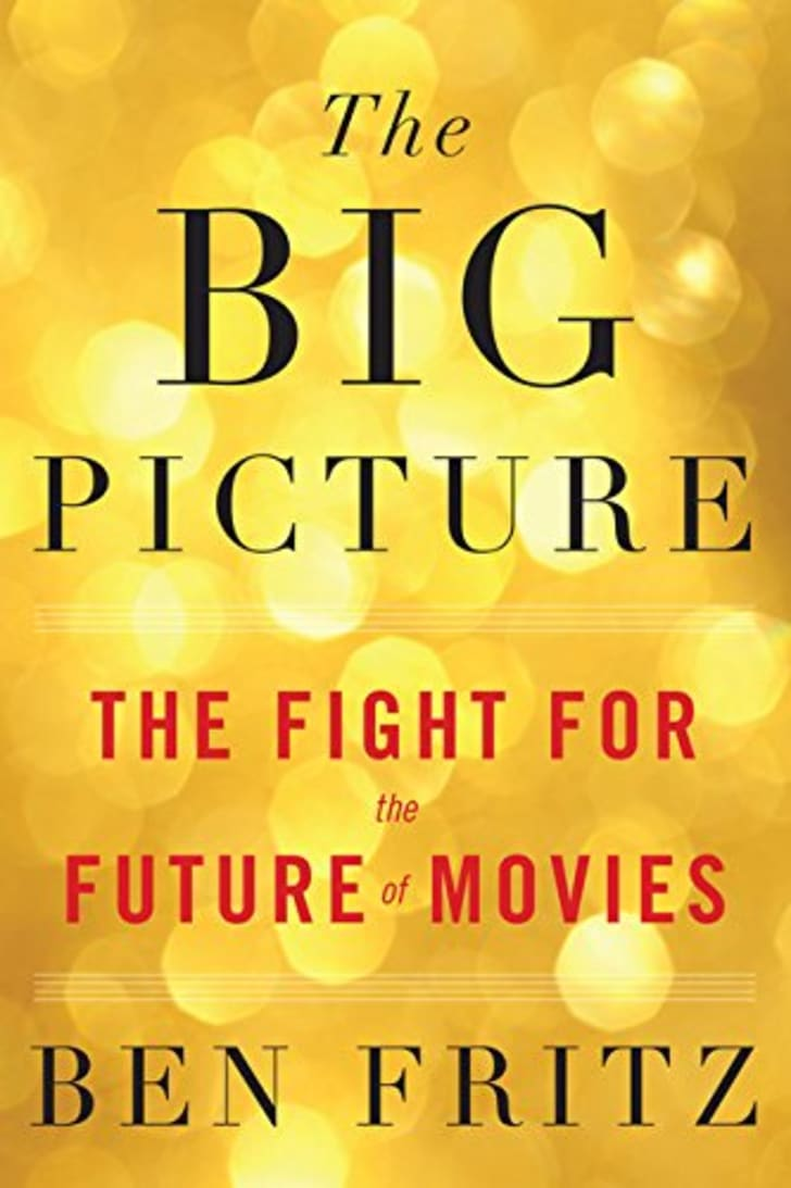 The cover of Ben Fritz's book 'The Big Picture.'