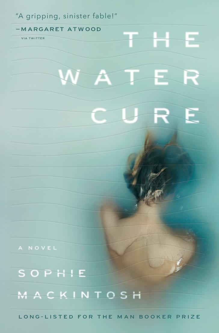 The cover of Sophie Mackintosh's book 'The Water Cure.'