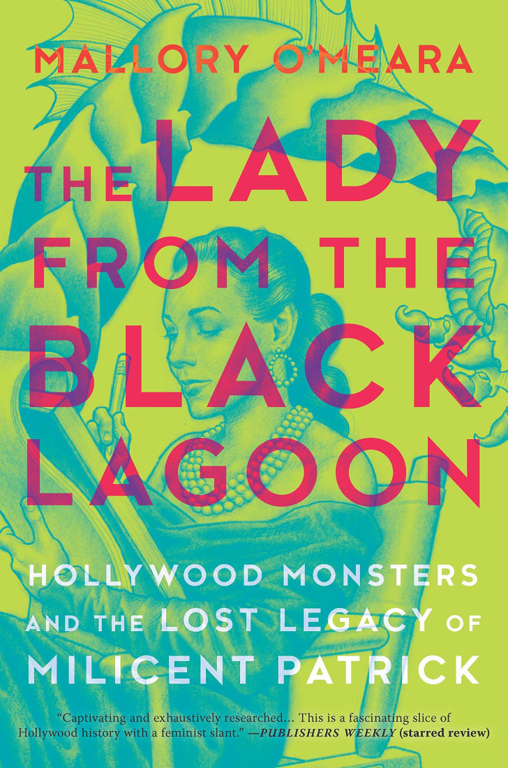 The cover of Mallory O'Meara's 'The Lady from the Black Lagoon.'