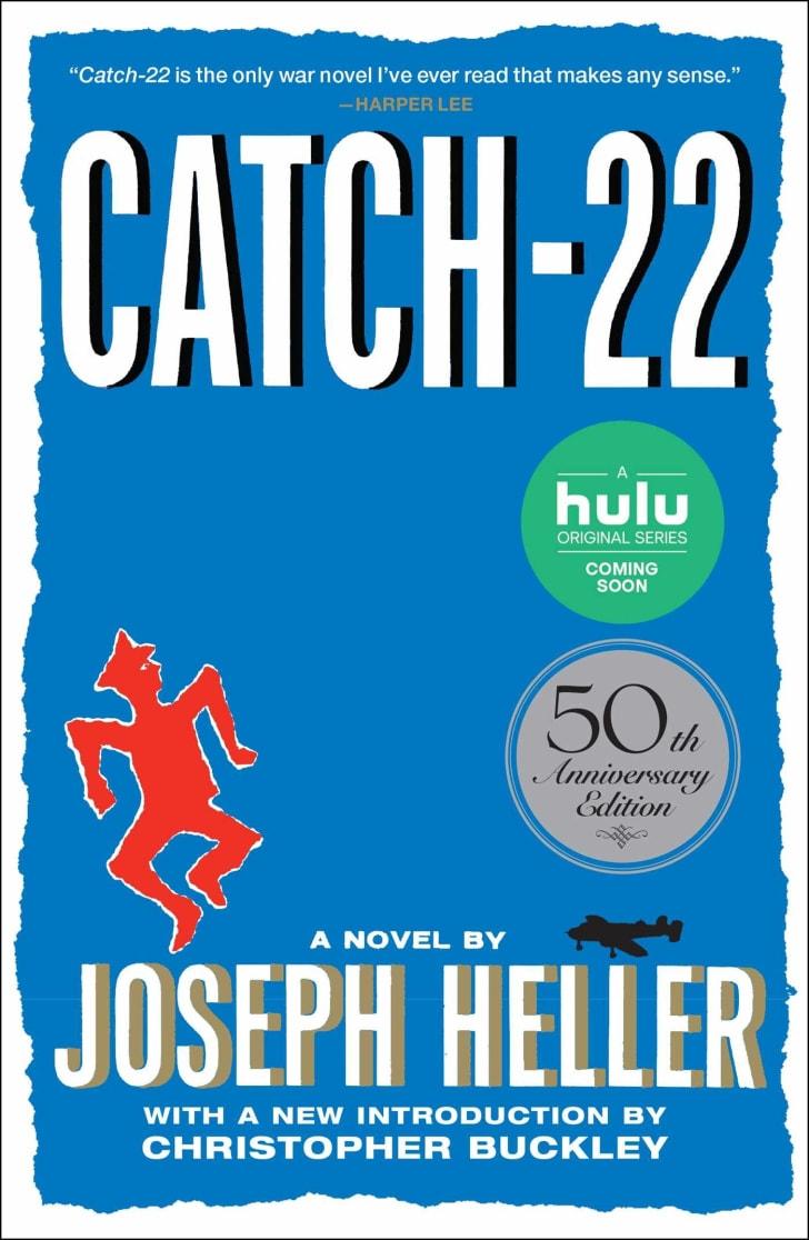 The cover of Joseph Heller's 'Catch-22.'