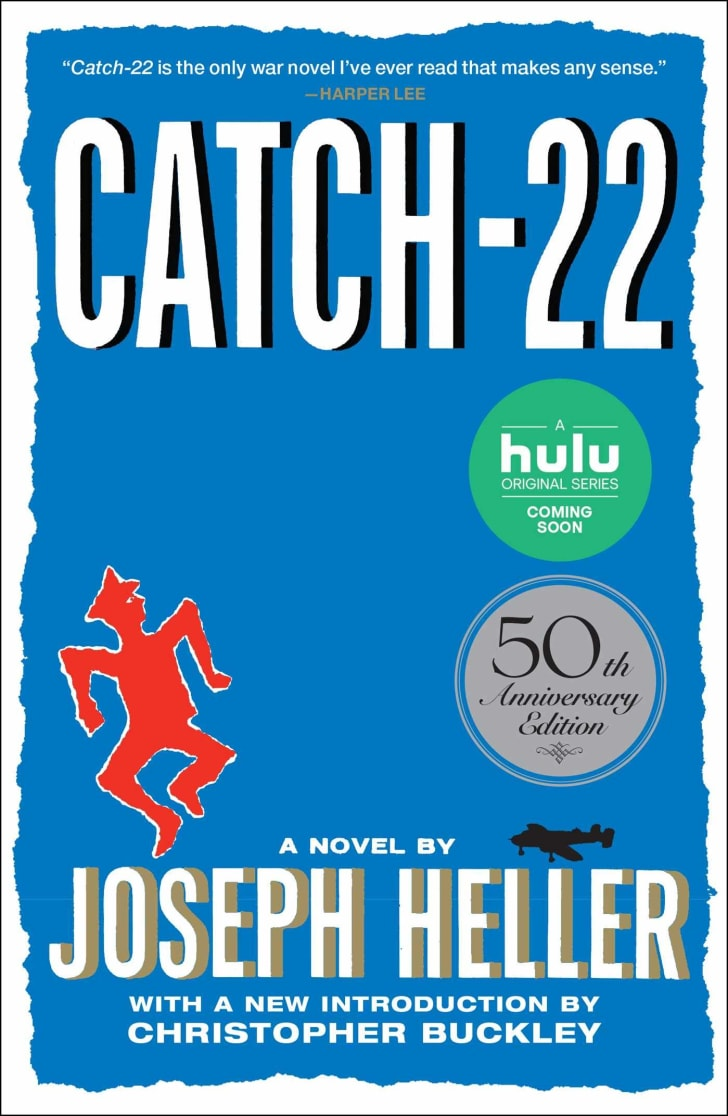 The cover of Joseph Heller's 'Catch-22.'