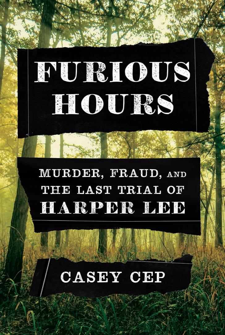 The cover of Casey Cep's book 'Furious Hours.'