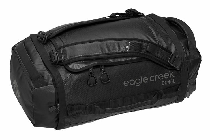An Eagle Creek cargo backpack