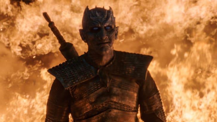 Vladimír Furdík as the Night King in Game of Thrones