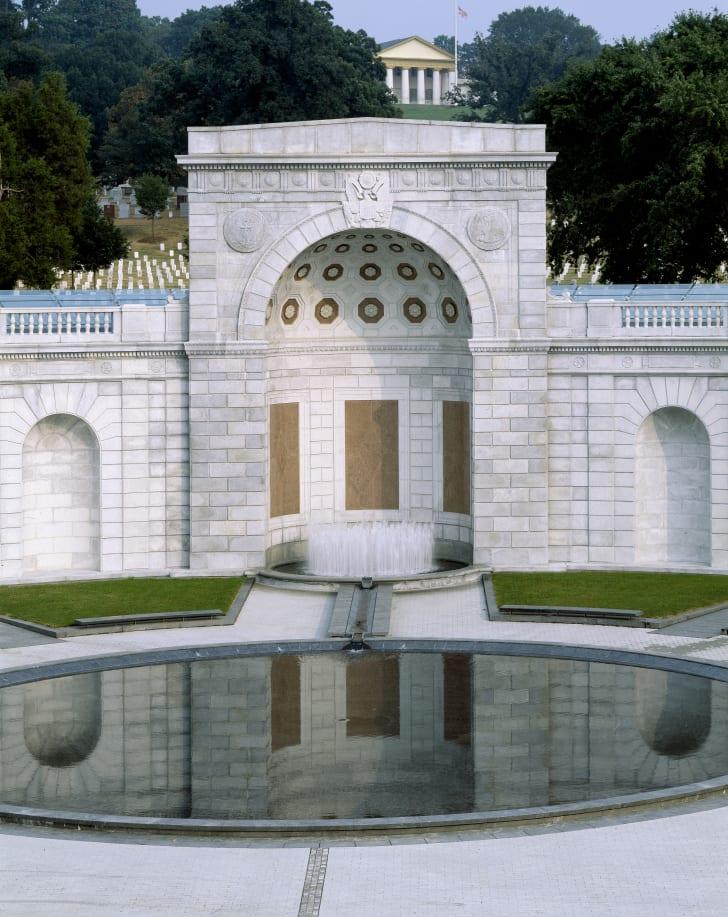 Women in Military Service for America Memorial, Arlington, Virginia