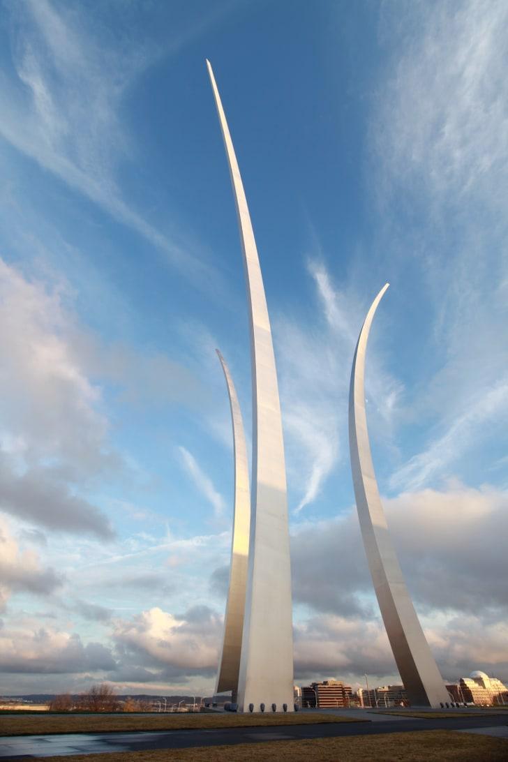 Air Force Memorial, Arlington, Virginia
