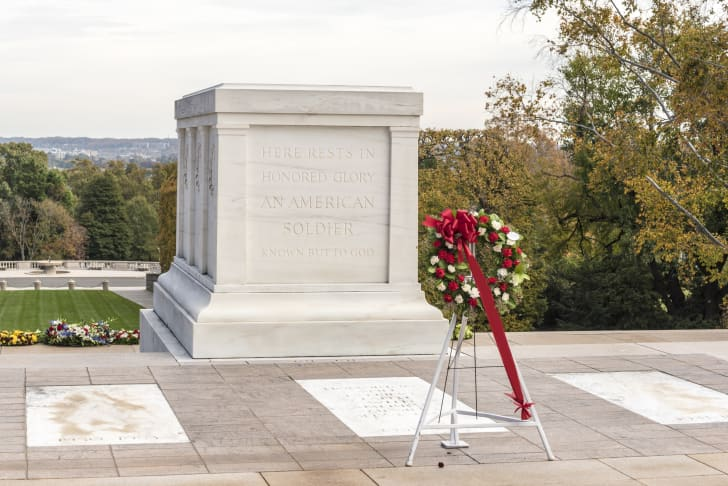 Tomb of the Unknown Soldier, Arlington, Virginia