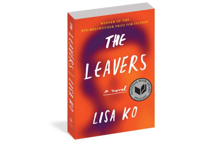The cover of 'The Leavers' by Lisa Ko