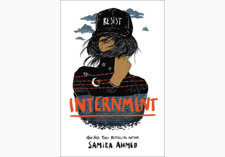 The cover of 'Internment' by Samira Ahmed
