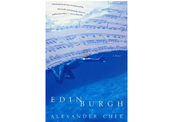 The cover of 'Edinburgh' by Alexander Chee