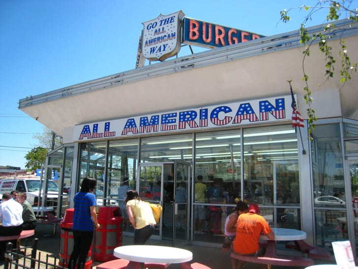 All-American Drive-In Diner