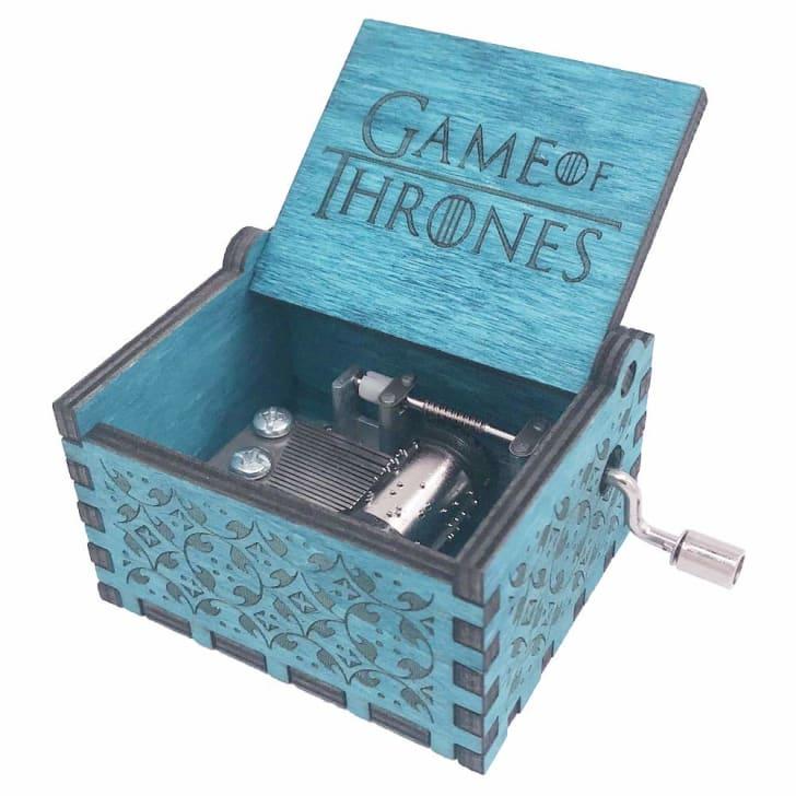 'Game of Thrones' music box
