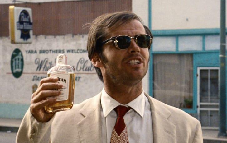 Jack Nicholson in Easy Rider (1969)