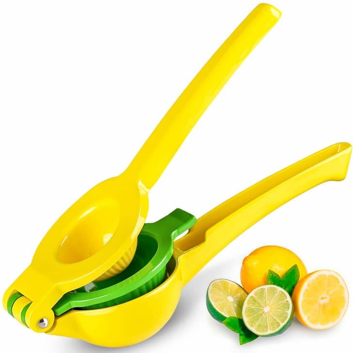 Citrus hand juicer.