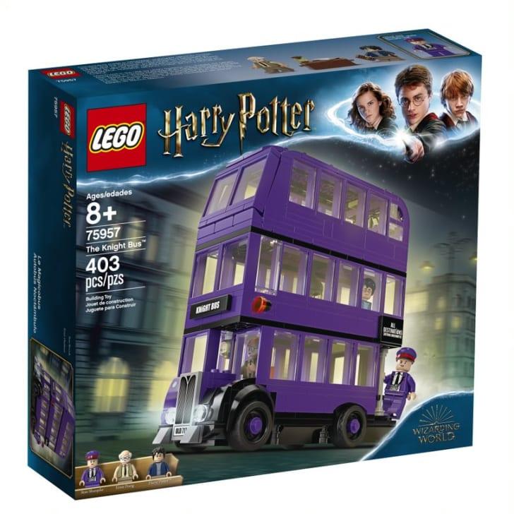 Harry Potter LEGO set.