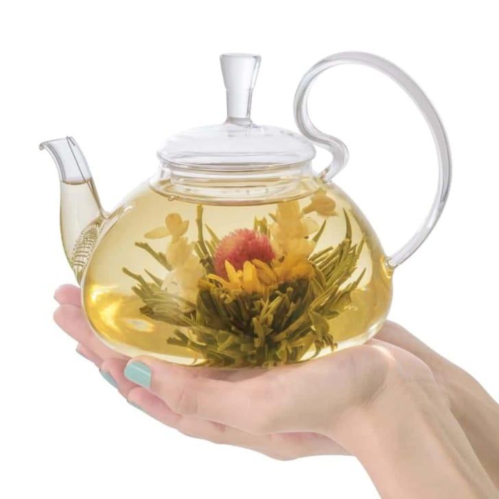 MOM gift Teapot teapot Tin vet machine tea tea