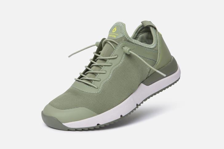 Canyon travel shoe.